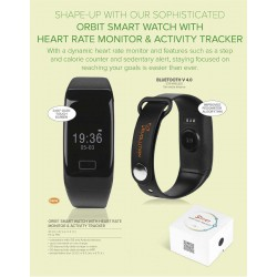 Orbit Fitness Watch