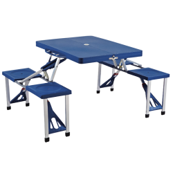4 Person Picnic Table and...