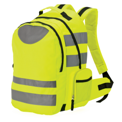 Neon Safety Backpack